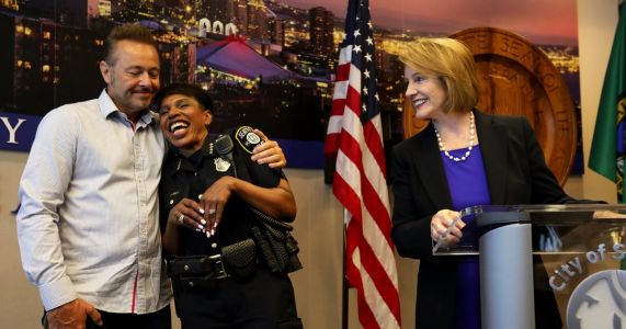 Podcast: what Seattle's new police-chief pick Carmen Best means for law enforcement