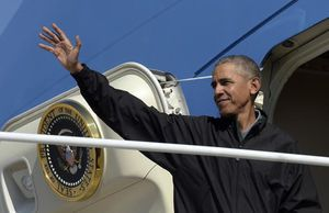 Obama heads to the West aiming to boost Democrats' prospects