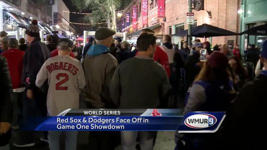 Red Sox fans enjoy 'electric' atmosphere at Fenway