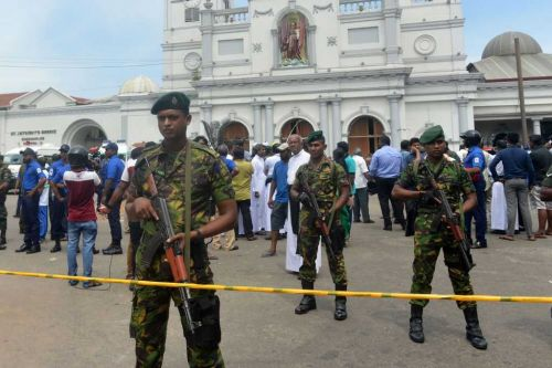 At least 140 dead in Sri Lanka bomb attacks targeting churches on Easter Sunday