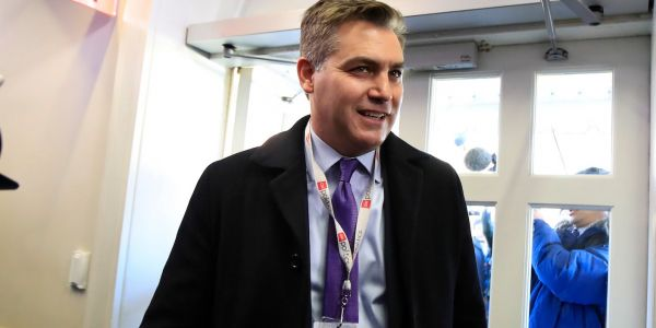 CNN fires back in court after the White House sends Jim Acosta a letter saying it's going to revoke his press pass again