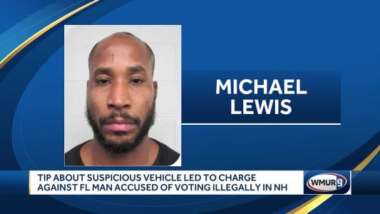FL man charged for trying to vote illegally in NH