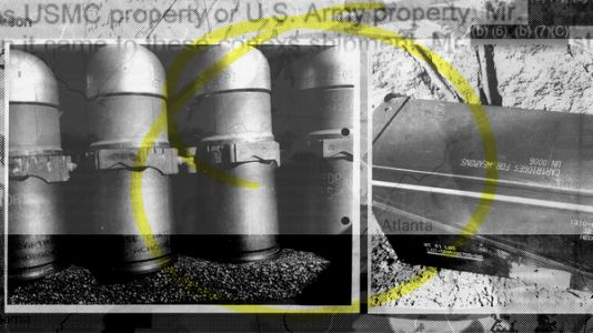 The U.S. Military Is Stumped By A Stolen Box Of Armor-Piercing Grenades