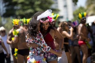Even at anything-goes Carnival, these lyrics raise eyebrows