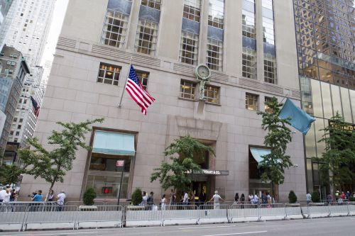 Tiffany completely renovating flagship Fifth Avenue location