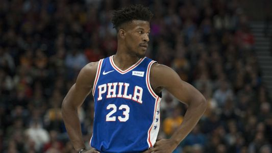 NBA playoffs 2019: 76ers' Jimmy Butler, Nets' Jared Dudley fined for Game 4 brawl