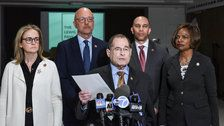 House Democrats Call For Barr To Cancel Mueller Report News Conference