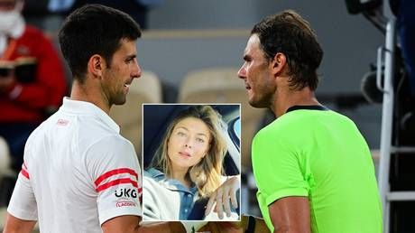Sharapova 'in awe' as Djokovic downs Nadal in French Open classic - and fans are allowed to defy Covid curfew to see conclusion
