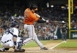 AP source: Matt Wieters, Nationals agree, pending physical