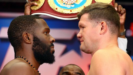 Bryant Jennings stops Alexander Dimitrenko in 9th round with brutal uppercut
