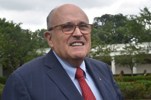 Giuliani's firm awarded $1.6M to crack down on crime in Brazil