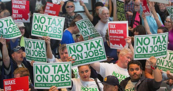 Seattle's head tax is dead, but political debate may reverberate