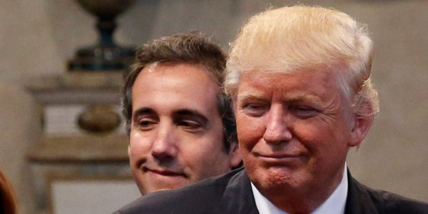 Trump reportedly instructed Michael Cohen to lie to Congress about Trump Tower Moscow deal