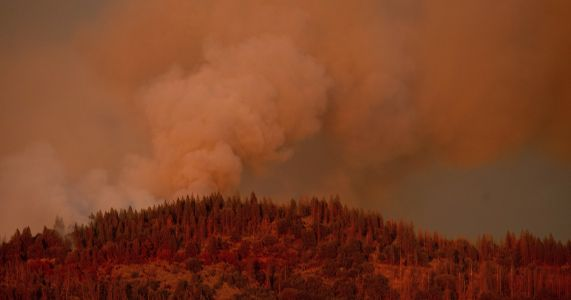 2 more firefighters hurt battling blaze near Yosemite