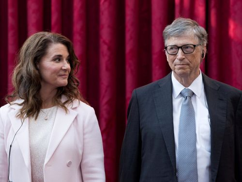Bill and Melinda Gates waited until their youngest daughter turned 18 before they announced divorce, reports say