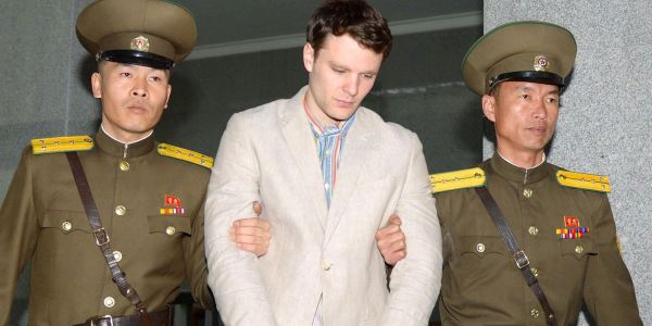 Before the North Koreans let a comatose Otto Warmbier leave the country, they reportedly made a US official sign a document agreeing to pay the regime $2 million for his medical care