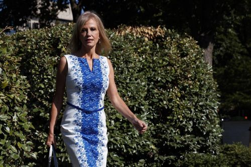 House Oversight panel authorizes subpoena for Kellyanne Conway