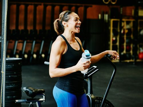 There's even more evidence that working out during your period is good for you