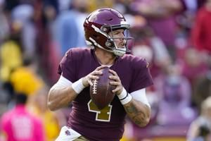 Rivera: No plan to replace Heinicke with Allen as WFT QB