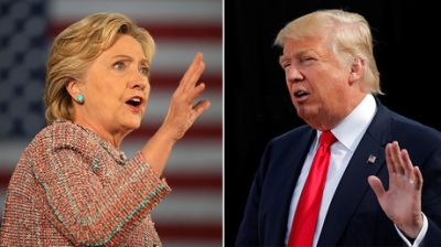 This is it: Clinton and Trump face-off in final 2016 presidential showdown