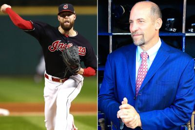 Kluber will feel 'unbelievable' starting Games 4 and 7: Smoltz