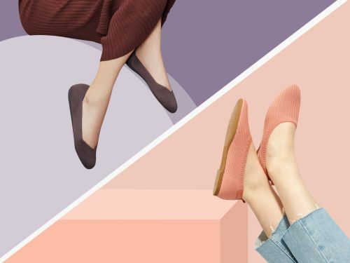 Rothy's and Everlane both use recycled plastic to make women's flats - here's how they compare in comfort, style, and price