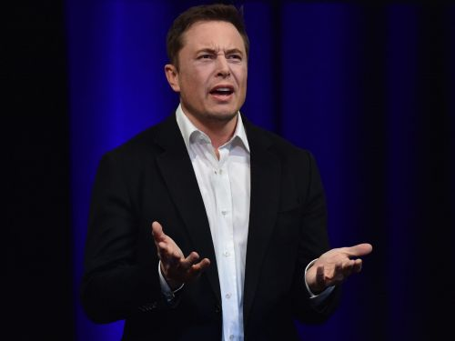 'Elon Musk Phd' is named as the director of a UK company called Elonspace Ltd on an official business register
