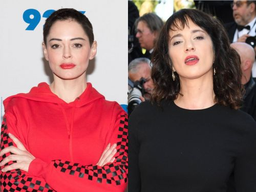 Rose McGowan says her 'heart is broken' over report that Asia Argento sexually assaulted a young man and paid him off