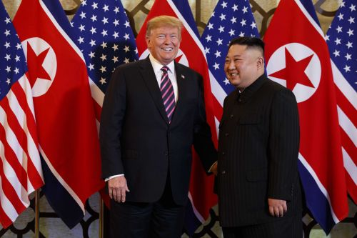 President Trump reversing new sanctions on North Korea