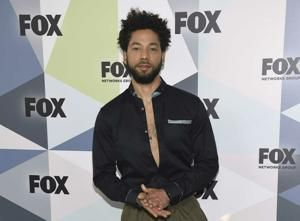 The Latest: AP source: Smollett earns $100K-plus per episode