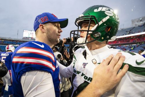 Bills are making Jets' Sam Darnold failure even more damning