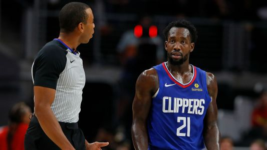 Mavericks fan who heckled Clippers' Patrick Beverley banned from arena for season, report says
