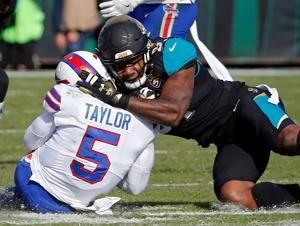Jaguars Suspend Dante Fowler, Jalen Ramsey for One Week for Violating Team Rules