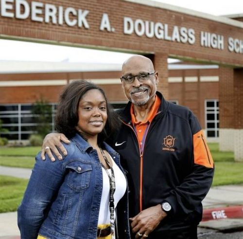 Welcome surprise: Father and daughter teachers make dynamic duo at Douglass High