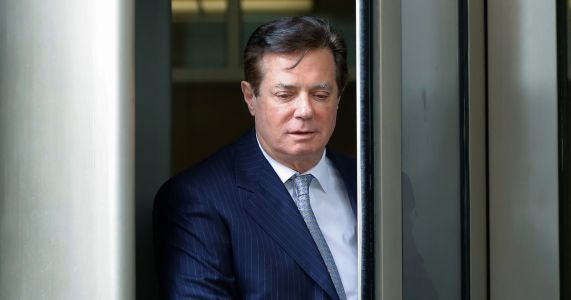 Manafort set to be arraigned on mortgage fraud charges