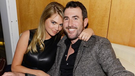 Kate Upton jokes about Justin Verlander Cy Young snub