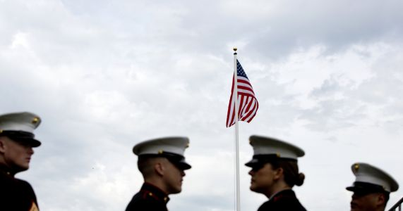 US Marines' bravery celebrated 100 years after French battle