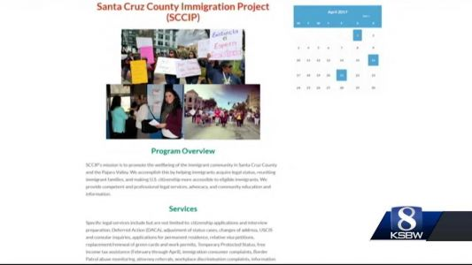 Santa Cruz County posts immigration resources in response to Trump