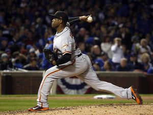 Athletics hopeful Santiago Casilla to arrive in coming days