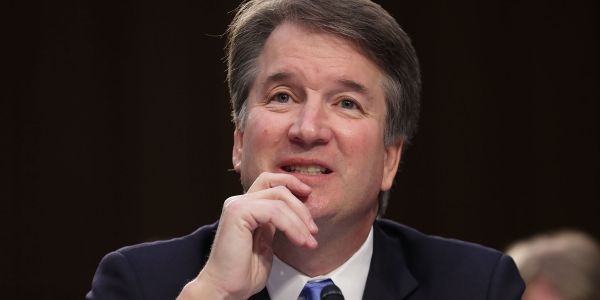 Cartoon depicting Kavanaugh's accuser demanding roses, M&Ms for her testimony draws outrage, apology