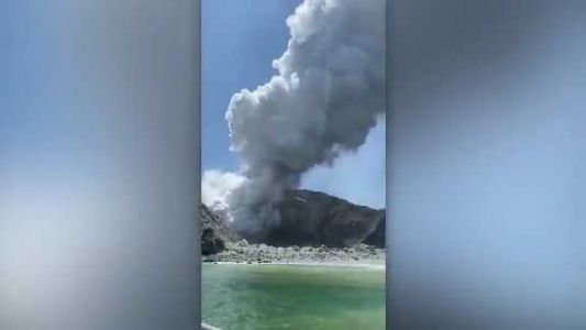 Five dead, others missing in New Zealand volcano eruption