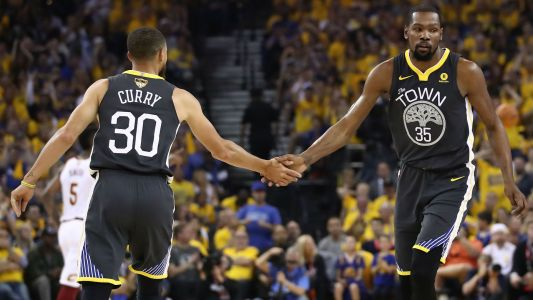 Kevin Durant, Stephen Curry react to Warriors' second loss to Raptors