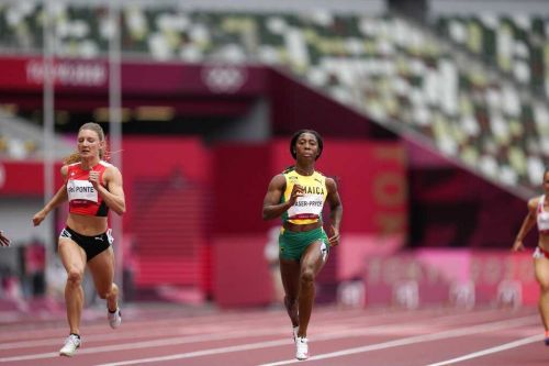 'Wow! Wow!': Olympic track & field events off to a sizzling start