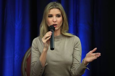 Ivanka Trump learned about finances when she was a teen