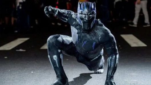 Parents debate whether or not white children should dress up as Black Panther