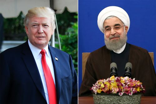 Trump says there's no plan to meet with 'lovely' Iran president