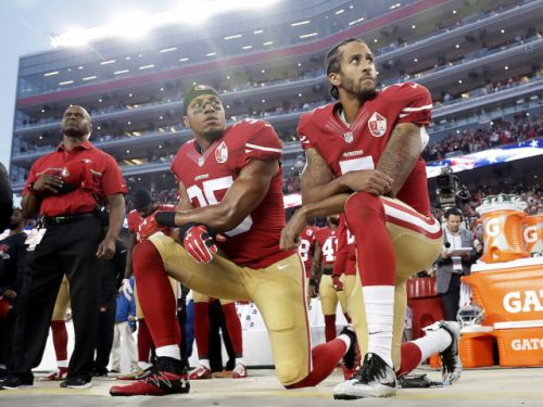 NFL and its players union working on anthem resolution