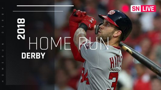 MLB Home Run Derby 2018: Results, live updates of dingers, bombs, big flies
