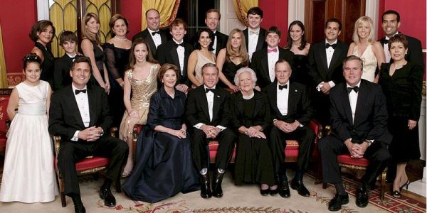 Meet the Bush family: A guide to America's preeminent political dynasty