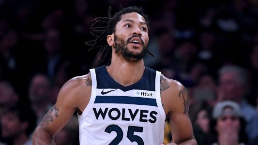 Timberwolves injury updates: Derrick Rose, Jeff Teague, Robert Covington out for rest of season